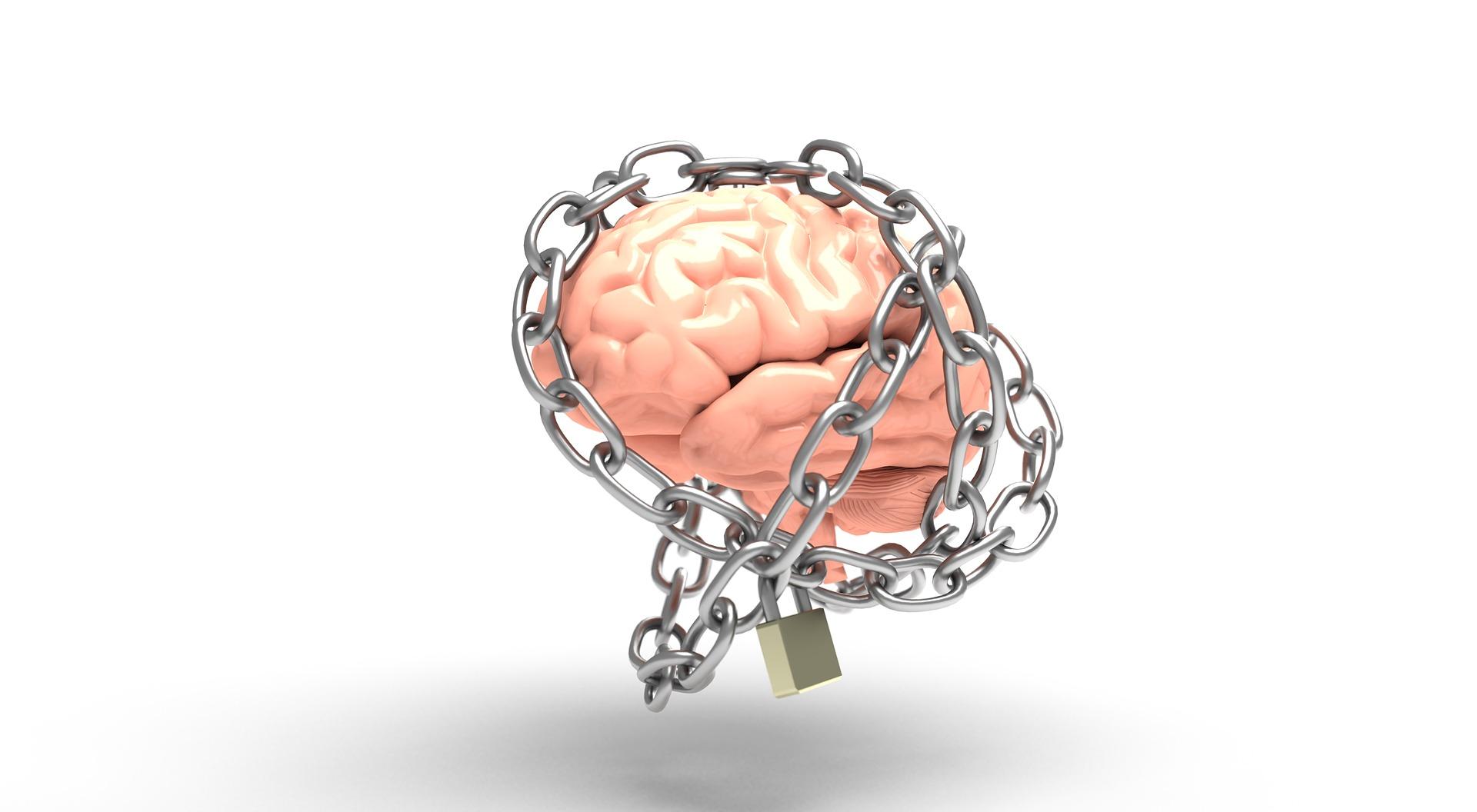 Brain in chains